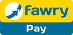 Fawry Pay English Logo